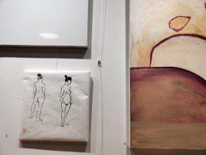 Markku O. Peltola lokakuun taiteilija