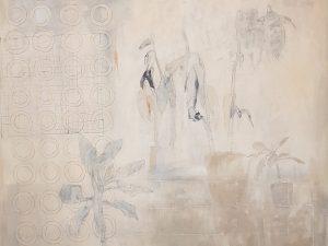 Raija Marttisen näyttely Pesula Galleriassa